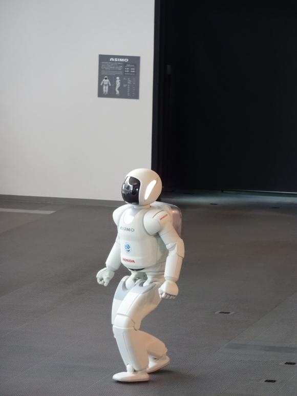 ASIMO_Miraikan